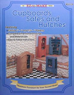 """Cupboards Safes and Hutches"""