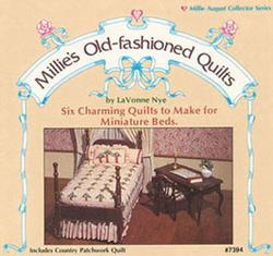 """Millie's Old-fashioned Quilts"""