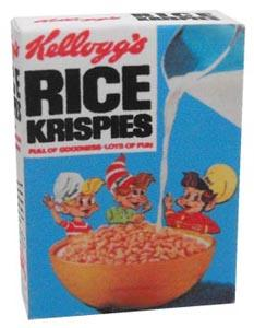 Morgenmad - Rice Krispies