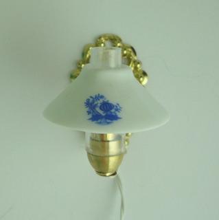 Tilslutning af lampe